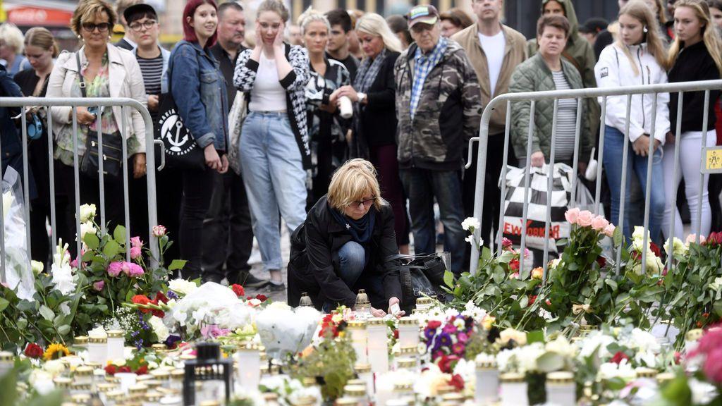 Finlandia guarda un minuto de silencio por las víctimas de Turku