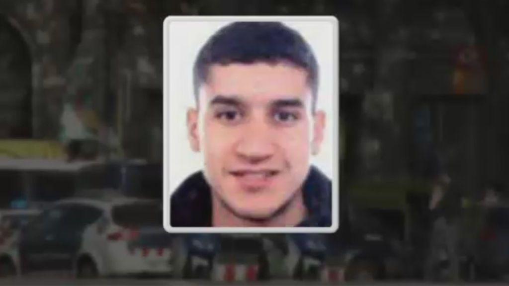 Los Mossos verifican si hay uno o más cómplices en la zona donde ha muerto Abouyaaqoub