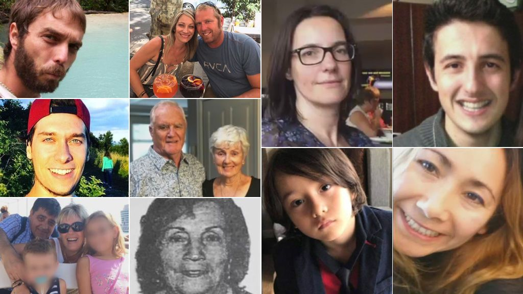 Estas son las 15 víctimas mortales de los atentados en Cataluña