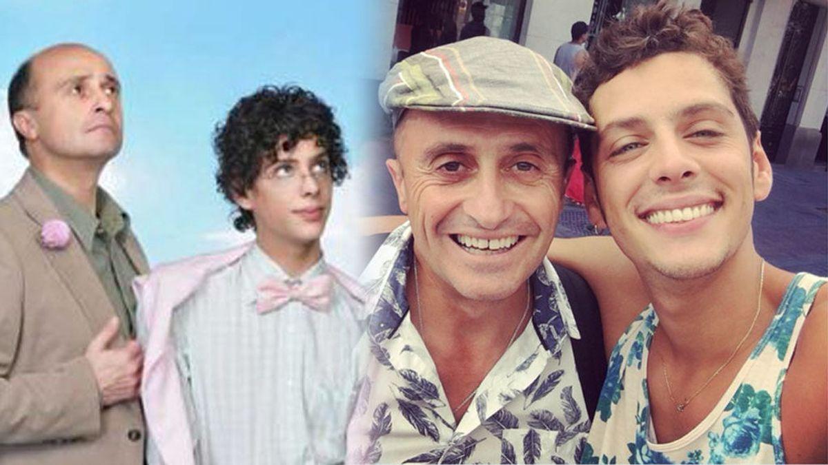 ¡Cómo hemos cambiado! El emotivo encuentro entre Pepe Viyuela y Eduardo Casanova