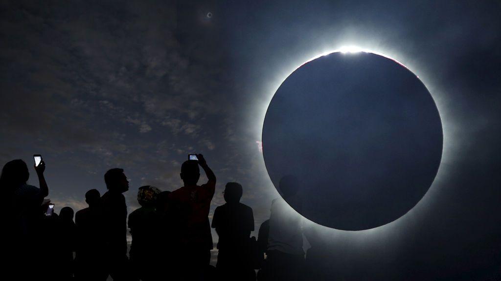 El eclipse solar en directo: te decimos donde lo puedes ver