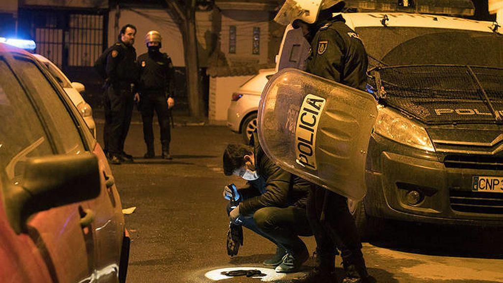 Muere un hombre al recibir un disparo en una calle de Güevéjar (Granada)