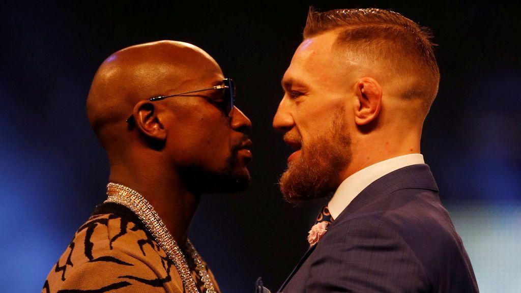 Las cinco claves del combate entre Mayweather y McGregor