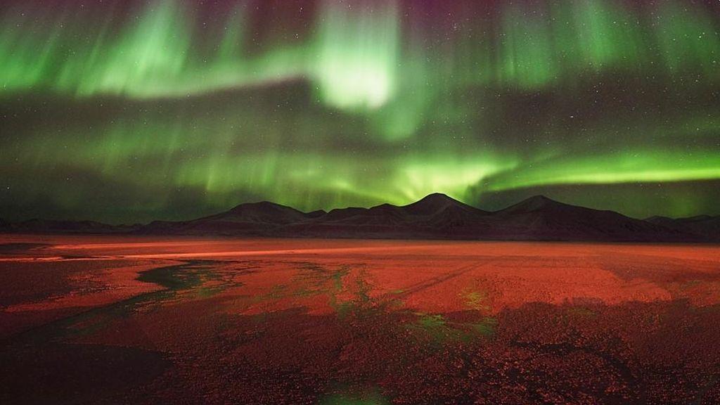 Foto realizada por 8.Agurtxane Concellon (España), en Svea (archipiélago de Svalbard), en el océano glacial ártico