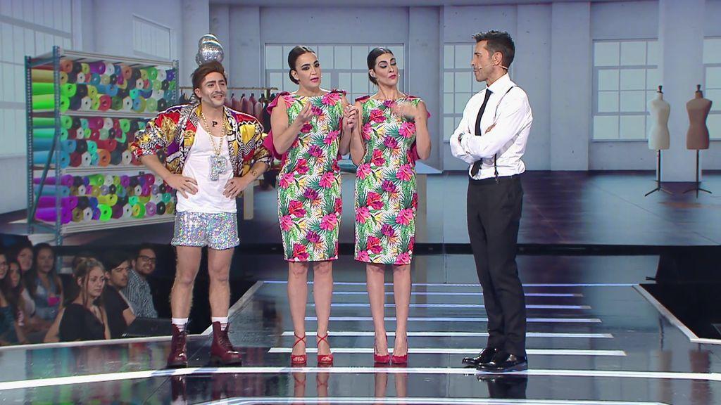¡No estás viendo doble! Cristina Rodríguez y su gemela han cambiado el look a Pelayo