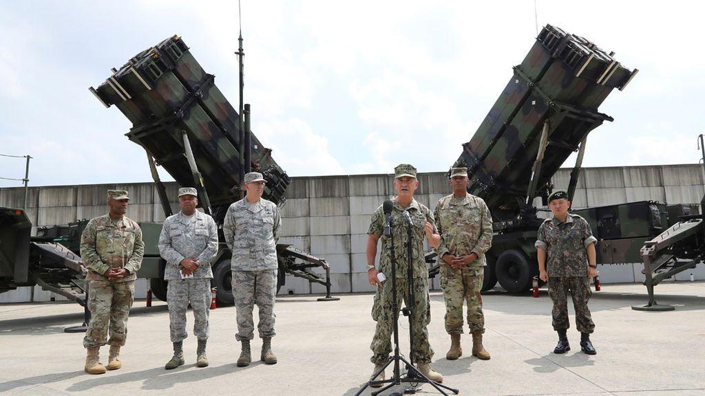 El Comando del Pacífico de EE.UU.  realiza maniobras conjuntas en Corea del Sur