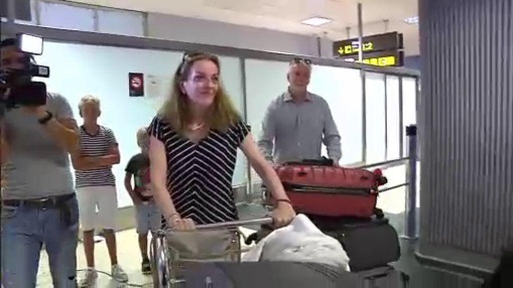 11 años después, María José Carrascosa por fin vuelve a abrazar su hija