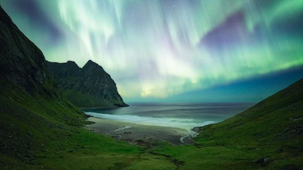 Foto realizada por Nicolas Alexander Otto (Alemania), en Fredvang, Nordland, Noruega