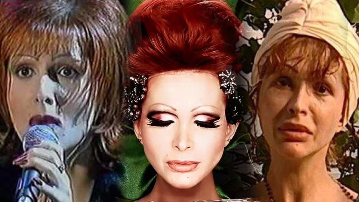 Tamara/Ámbar/Yurena,'SÍ cambió': Del inesperado éxito pop musical a la diva televisiva actual