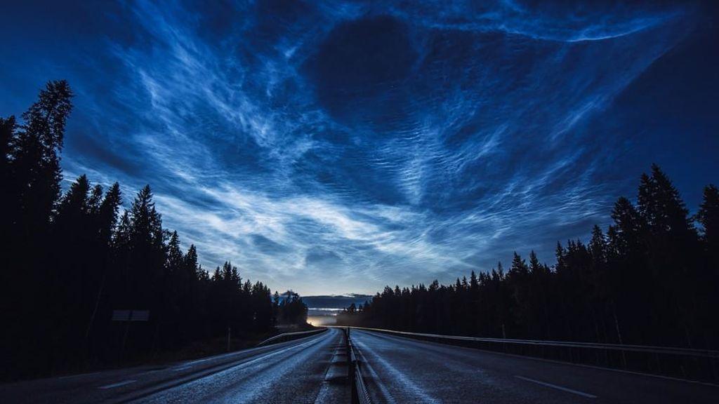 Foto realizada por Ruslan Merzlyakov (Letonia), en Near Umeå (Suecia)