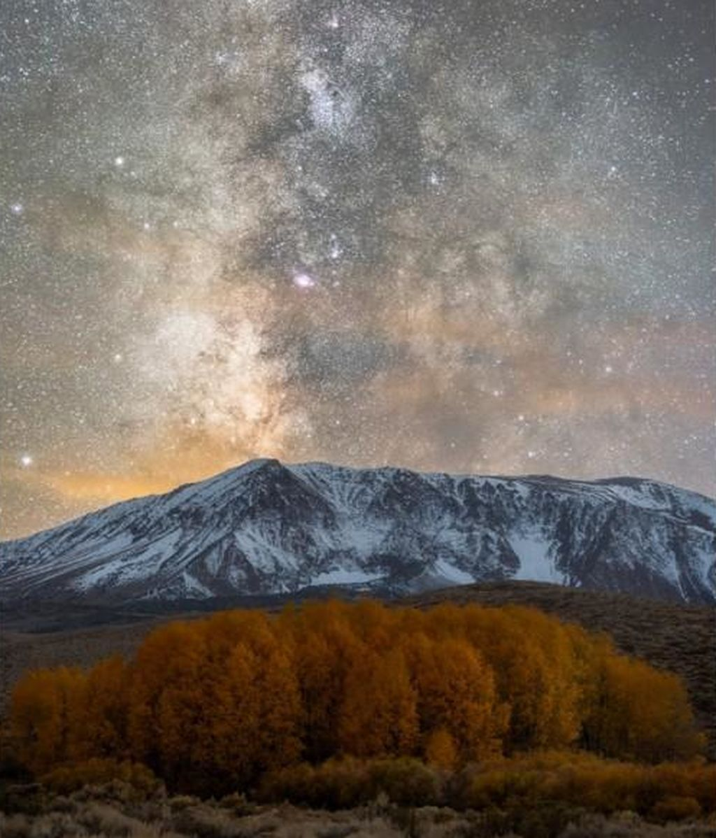 Foto realizada por Brandon Yoshizawa (Estados Unidos), en Sierra Nevada (California)