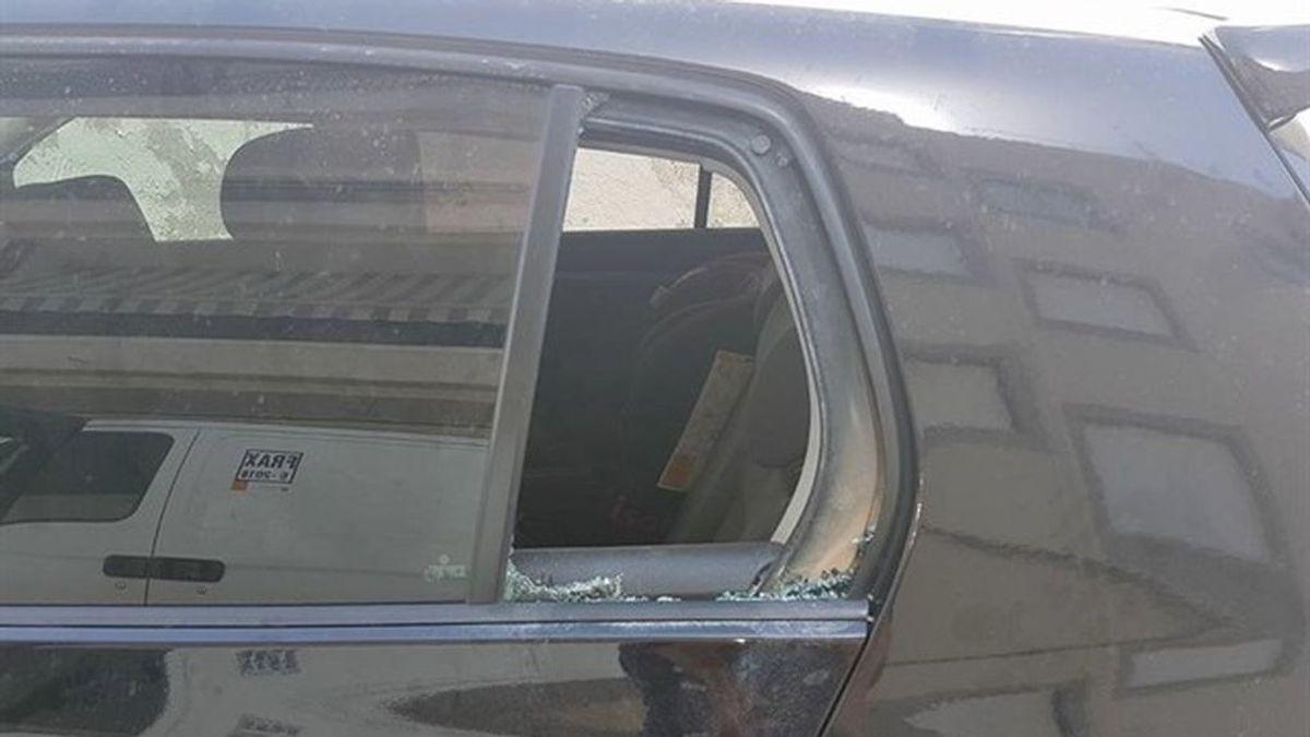 Rescatado un bebé de siete meses de un coche cerrado con las llaves dentro en Almería