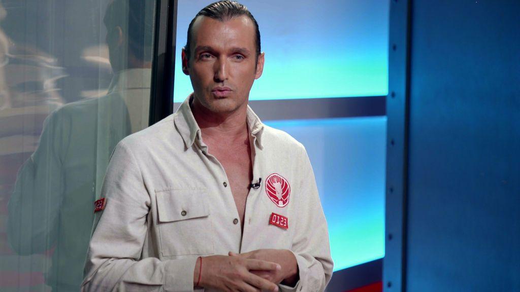 Rafa Méndez, el 'avatar' especial de Carla