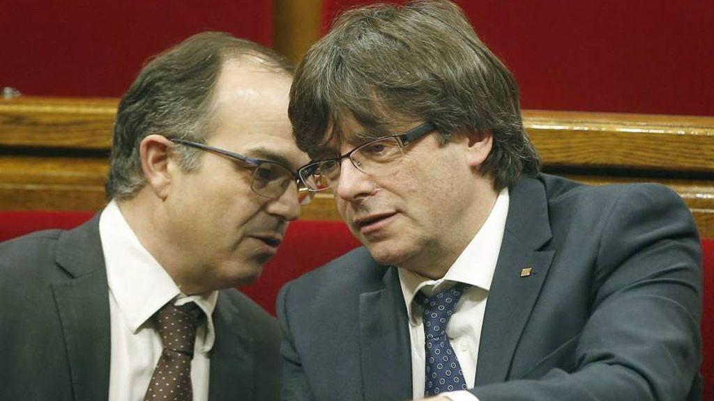 """La Generalitat seguirá con el referéndum porque """"la normalidad es la gran derrota"""" del terrorismo"""