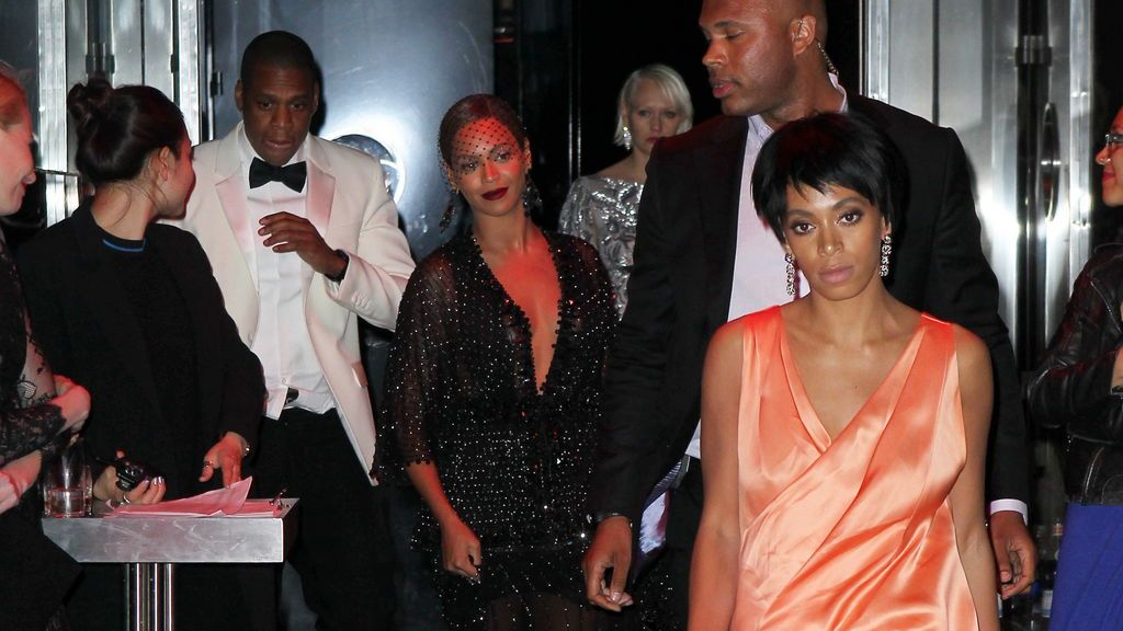 Jay Z habla por primera vez sobre Solange tras su desencuentro en el ascensor
