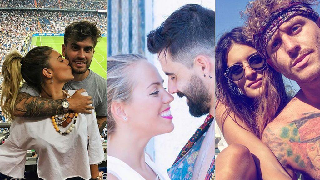 'Love is in the air' 💞 : Las 5 parejas que consolidaron su amor tras 'Gran Hermano'