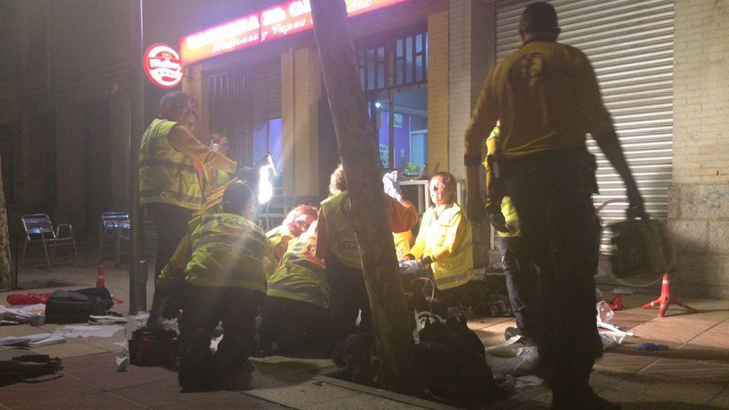 Un hombre es asesinado a tiros en plena calle en el barrio madrileño de Orcasitas