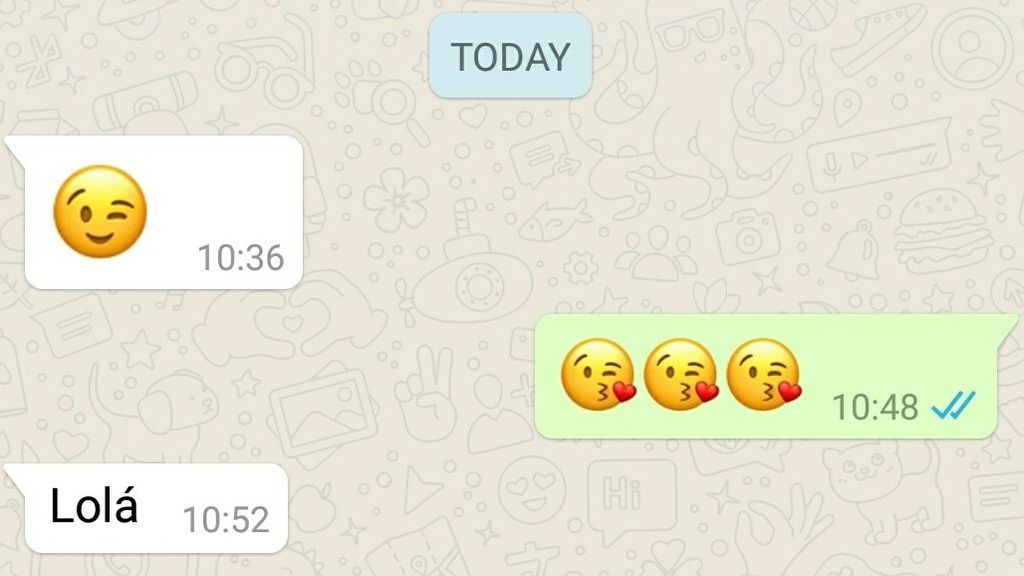 La emotiva historia que esconde un simple mensaje en WhatsApp