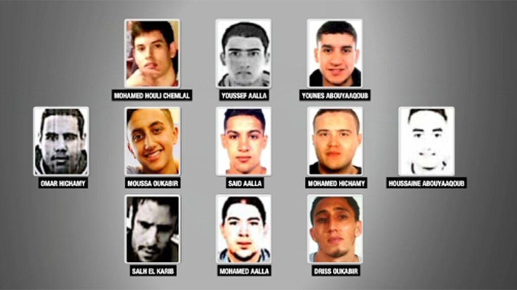 La investigación centra sus esfuerzos en la conexión de los terroristas con el extranjero
