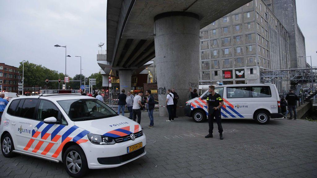 La Policía holandesa deja en libertad sin cargos al español detenido en Rotterdam