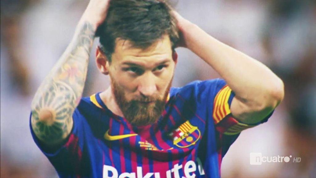 Messi no firmará su renovación hasta ver cómo queda la plantilla del Barça