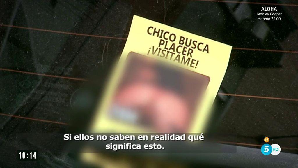Las asociaciones de vecinos, en pie de guerra contra los anuncios de prostitución callejeros