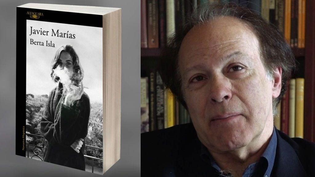 Berta Isla, la novela de Javier Marías