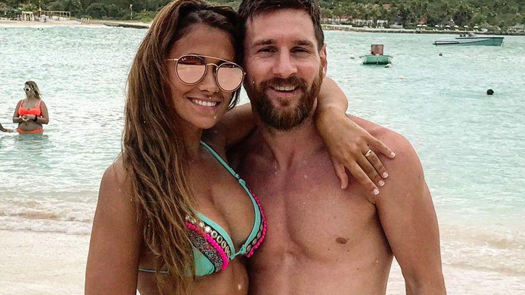 ¡La familia crece! Leo Messi y Antonella Rocuzzo esperan su tercer hijo