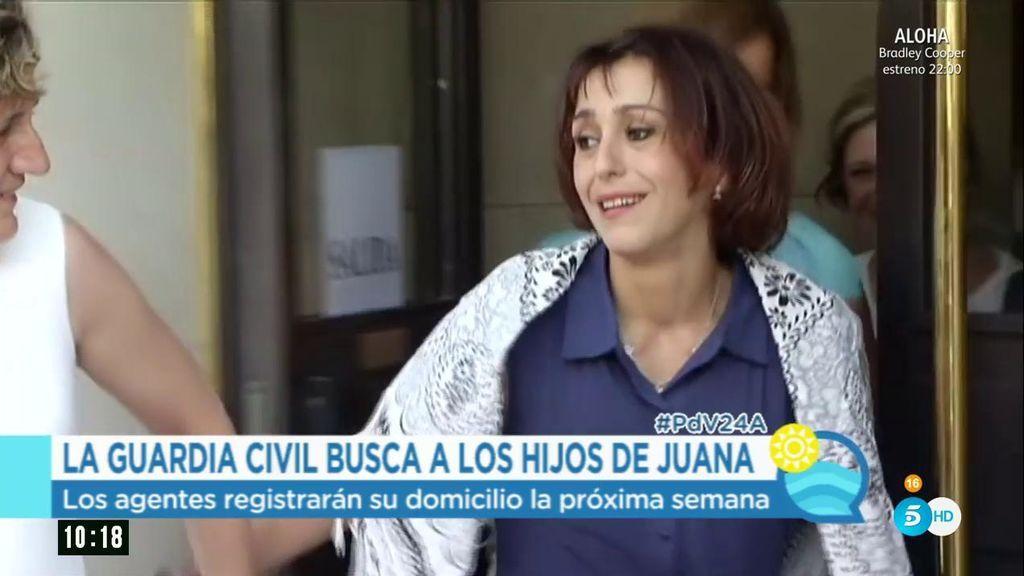 La Guardia Civil registrará el domicilio de Juana Rivas la próxima semana