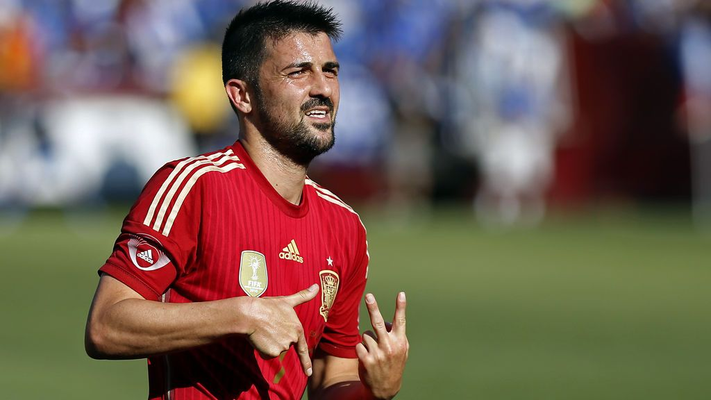 ¡Villa vuelve con La Roja! Lopetegui recupera al 'Guaje' y llama a Suso del Milan