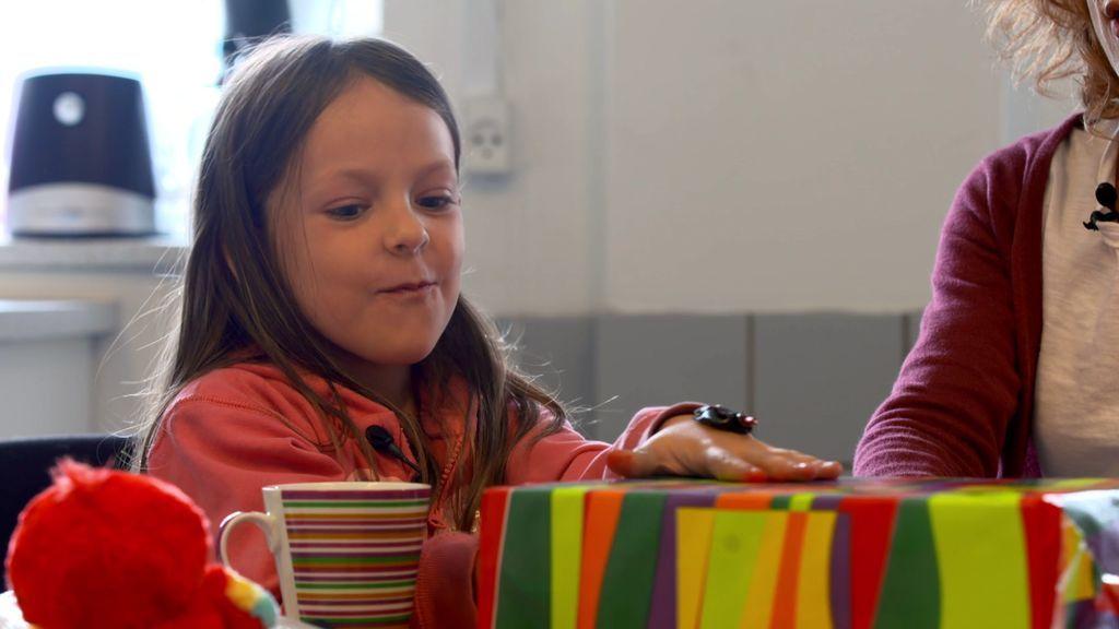 ¡Felicidades, Amaia! La peque cumple seis añitos y recibe un regalo muy especial