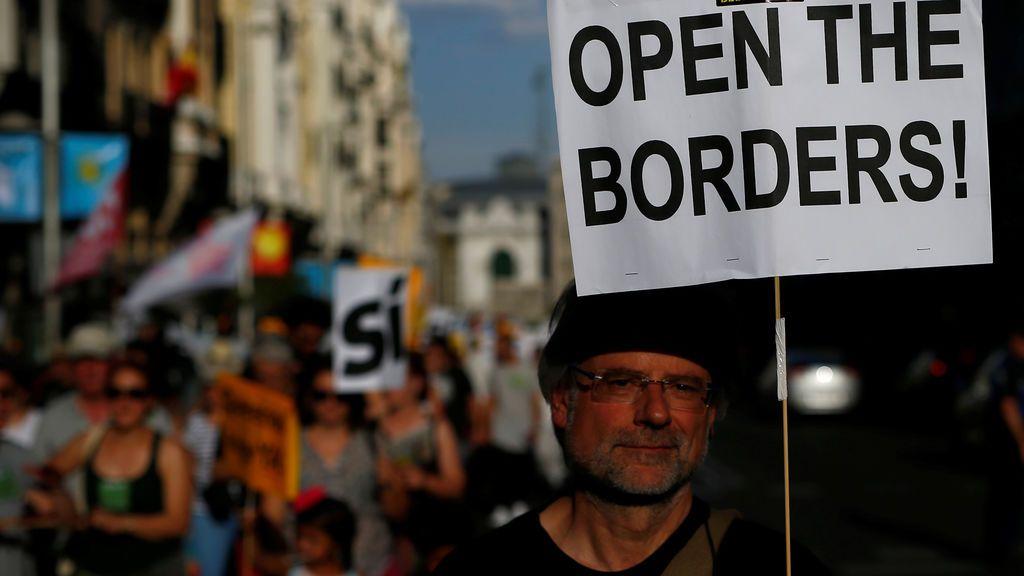 Faltan 15.449 refugiados por llegar a España para cumplir el compromiso de acogida