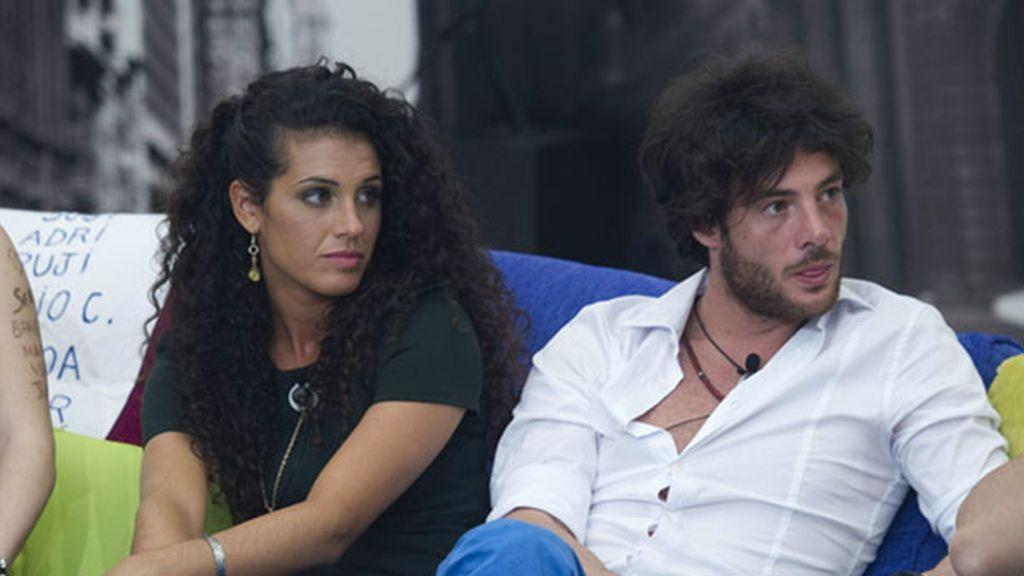 Noemi y Alessandro