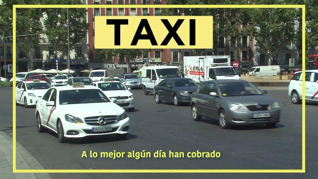 ¡Cámara oculta! ¿Cómo reacciona un taxista cuando una turista le pregunta por la parada de Cabify?
