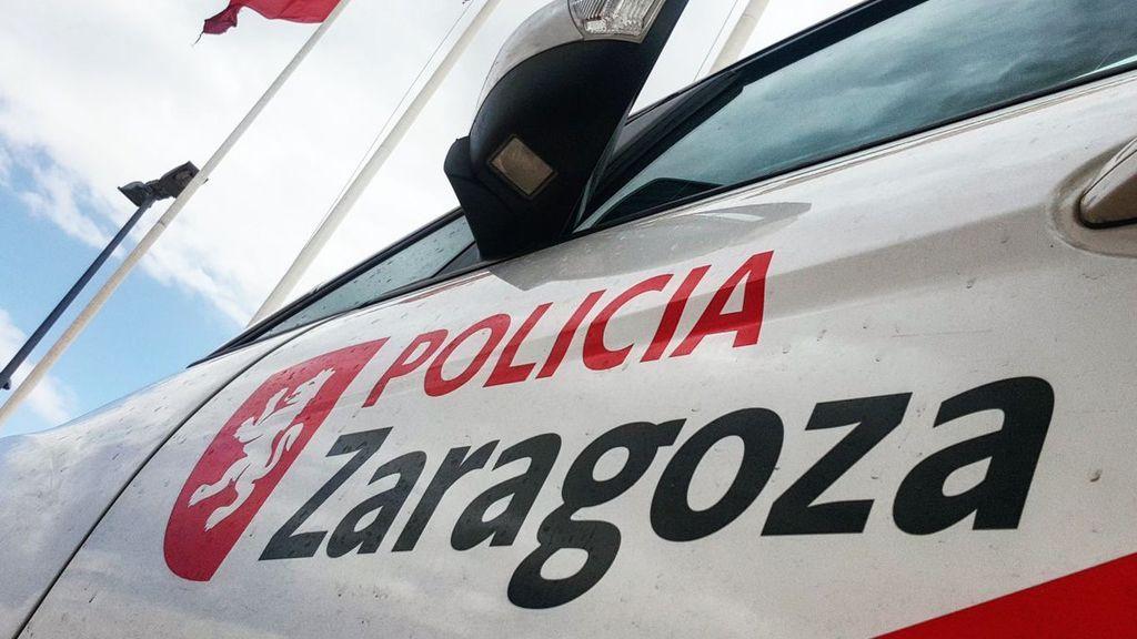 Detenido por agredir a su pareja en las inmediaciones de su domicilio en Zaragoza