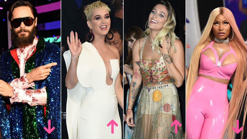 Aciertos y errores en los 'MTV Video Music Awards'