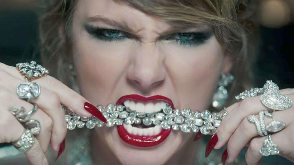 Taylor Swift toma la revancha: los 5 zascas para otros vips en su último videoclip