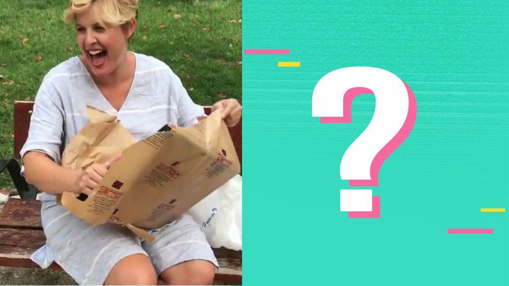 ¿Cuál es el regalo relacionado con David Bowie que tanto ha sorprendido a Tania Llasera?