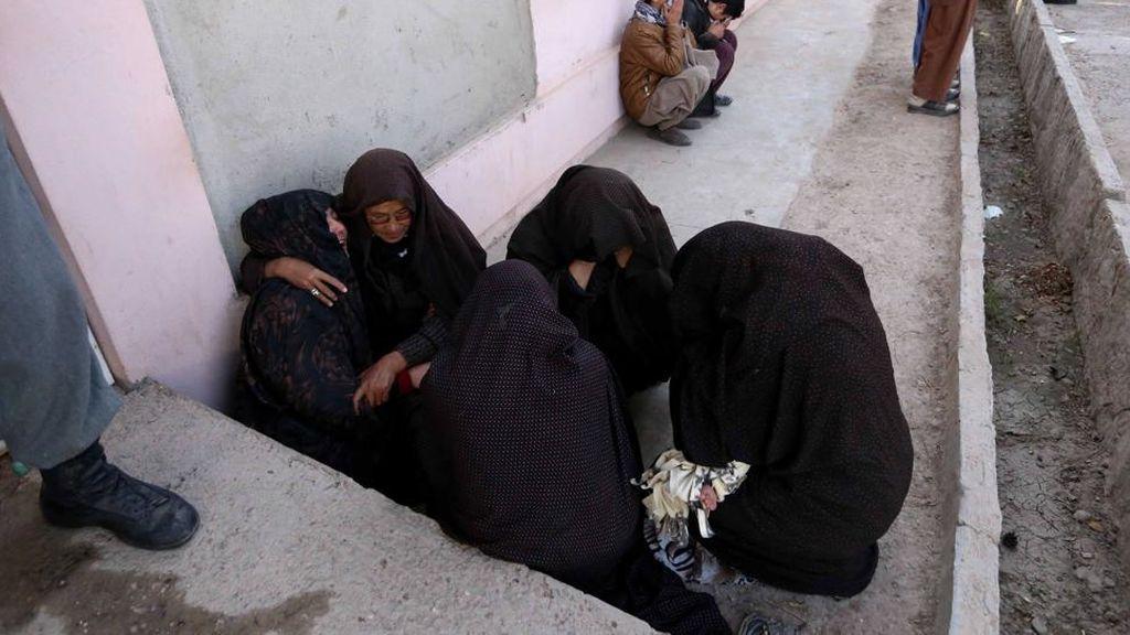 Las viudas de los talibán viven atrapadas como esclavas sexuales en Afganistán