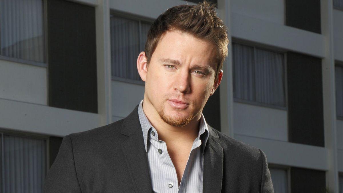 Imágenes de Channing Tatum como stripper, descubre aquí las fotos del actor