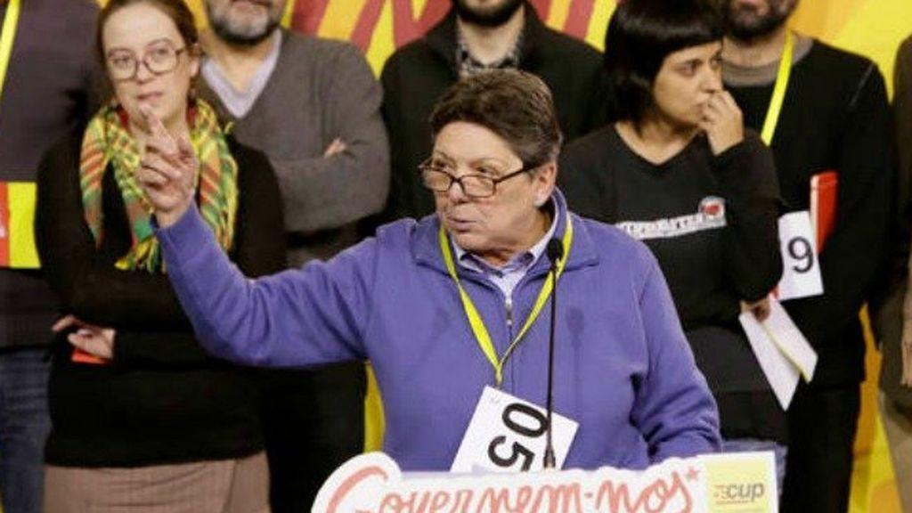 La CUP quiere aprobar la ley de transitoriedad y la del referéndum la próxima semana