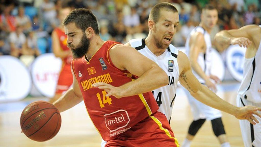 Cinco cosas que tienes que saber de Montenegro, rival de España en el Eurobasket