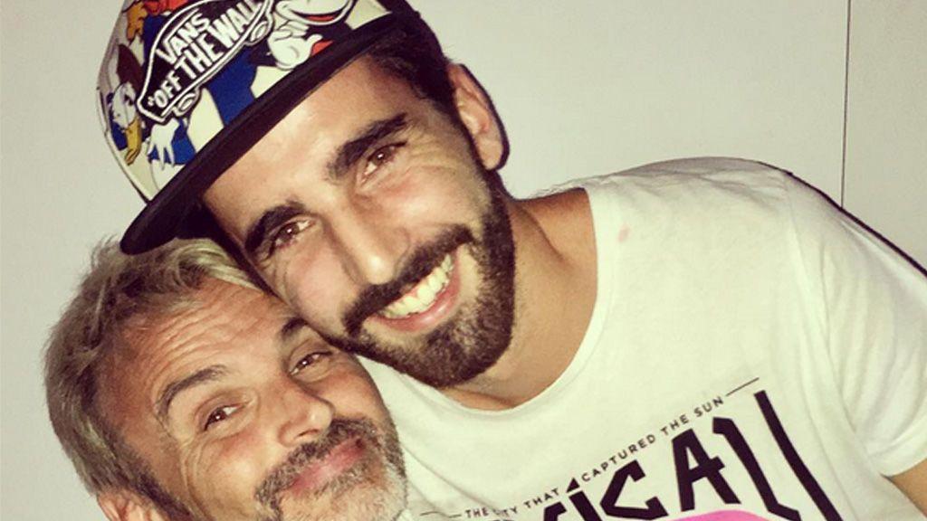 ¿Quién es el chico por el que Fernando Tejero muestra su amor incondicional en Instagram?