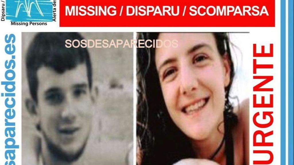 El coche de los dos jóvenes desaparecidos está vacío y con las ventanillas cerradas