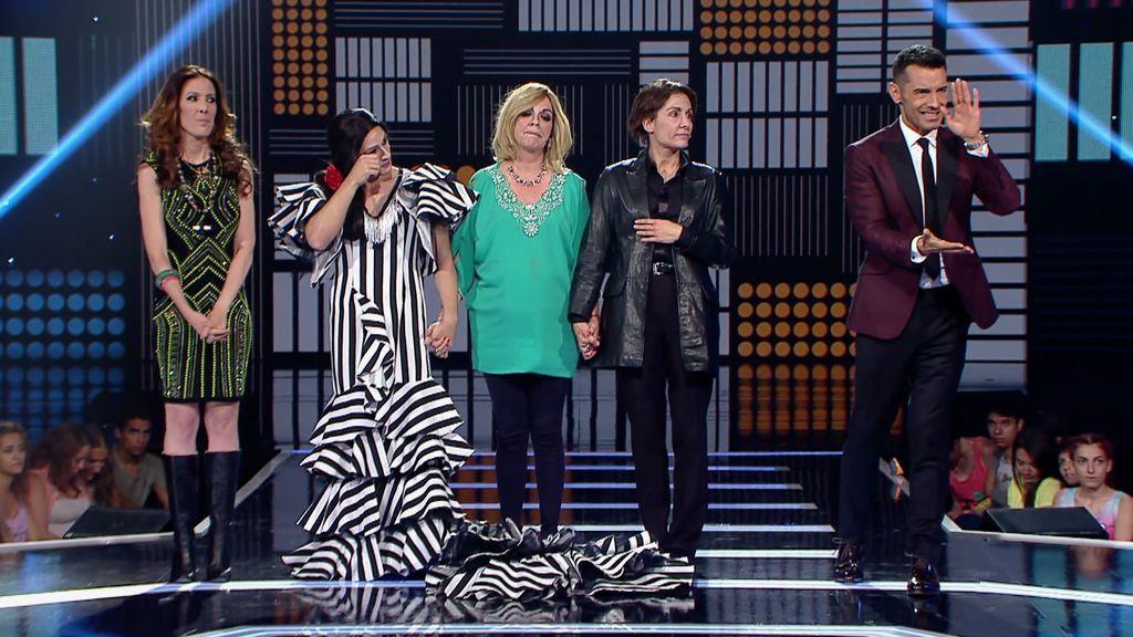 Vivy, Álex, Belinda y Nagore, los candidatos del jurado para ganar la primera edición de 'MLD o MLC'