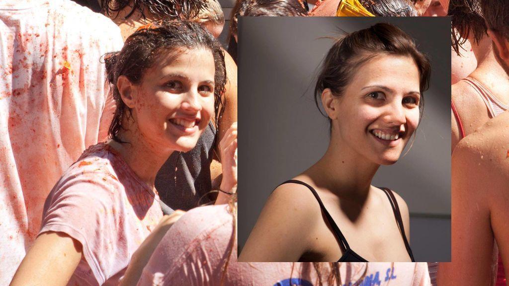 La misteriosa búsqueda de la chica de la Tomatina, la doble de Eva Casado