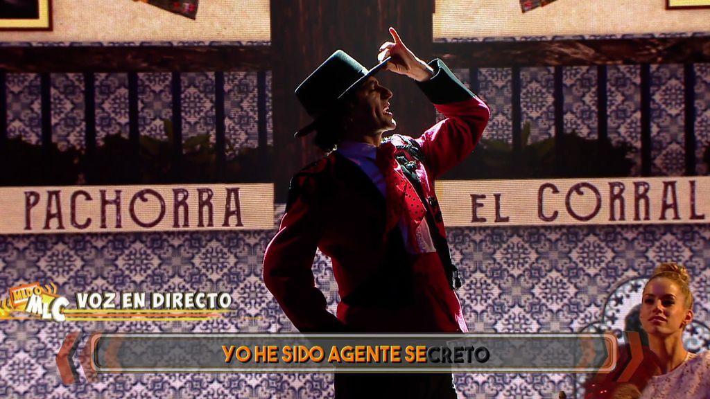 """Javi Martín: """"Gracias este programa he dejado de fumar y ahora puedo cantar coplas"""""""