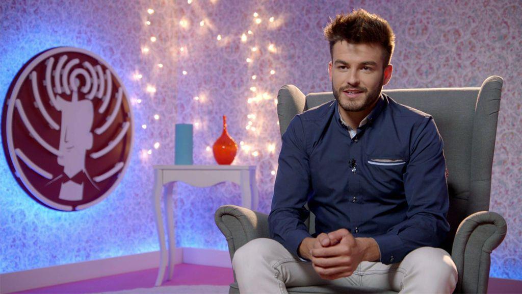 Sergio, el ex de Nina que quiere reconquistarla a través de un avatar