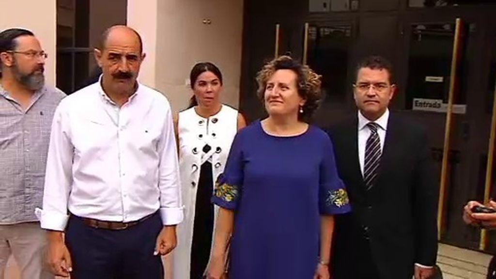 La asesora y la psicóloga de Juana Rivas dicen ante el juez no ser cómplices de ningún delito