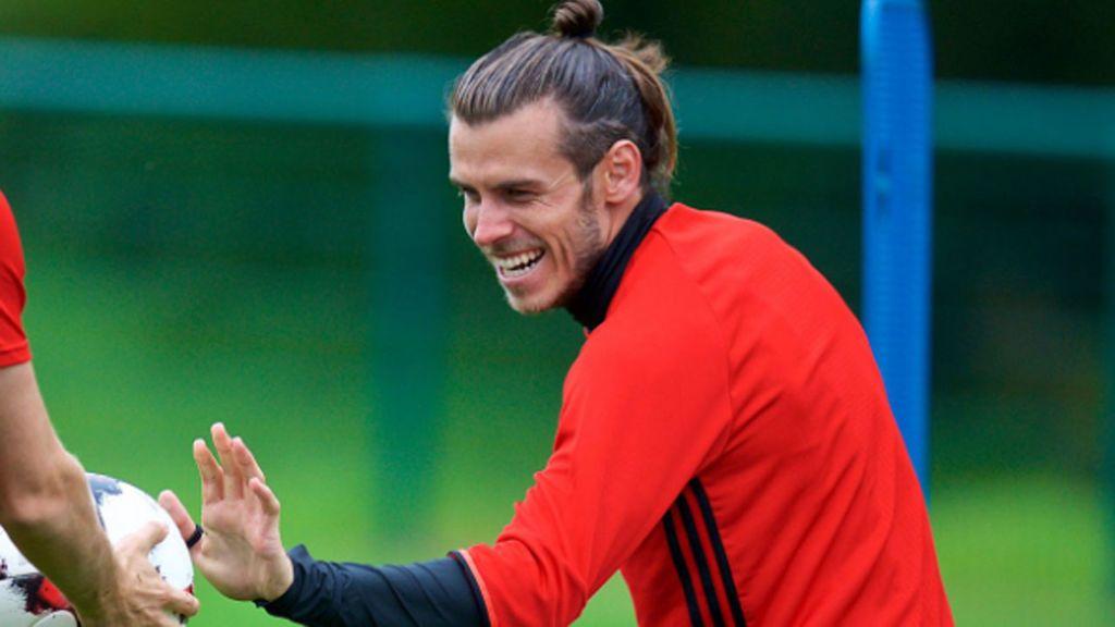 """El 'vacile' de Bale a un pequeño aficionado qué le preguntó: """"¿Eres el verdadero Gareth Bale?"""""""